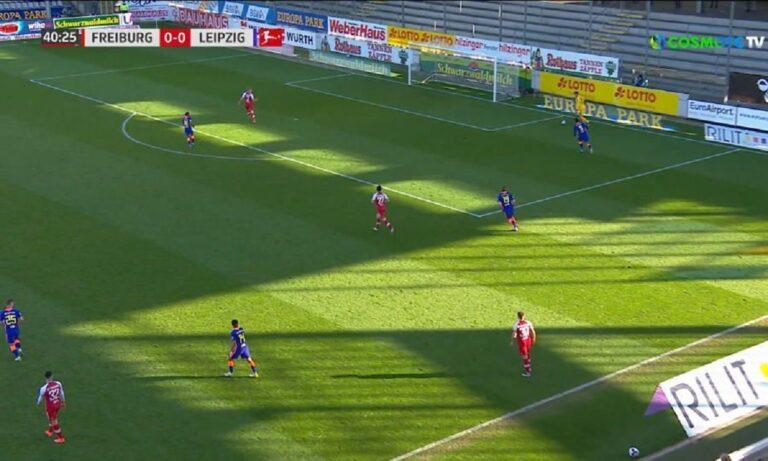 Bundesliga: Στην κορυφή η τρομερή Λειψία (vids)