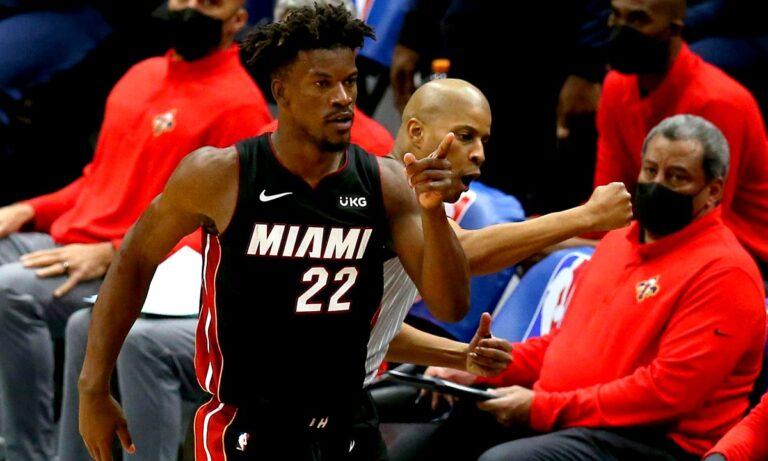 NBA αποτελέσματα: Ο Τζίμι Μπάτλερ πήρε το «όπλο» του – Σούπερ Λίλαρντ (vids)