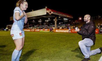 Melbourne City: Έβαλε γκολ και δέχτηκε πρόταση γάμου! (pics & vid)