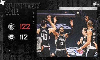 NBA Αποτελέσματα: Νίκη για τους Κλίπερς στο… ντέρμπι με τους Σίξερς (vids)