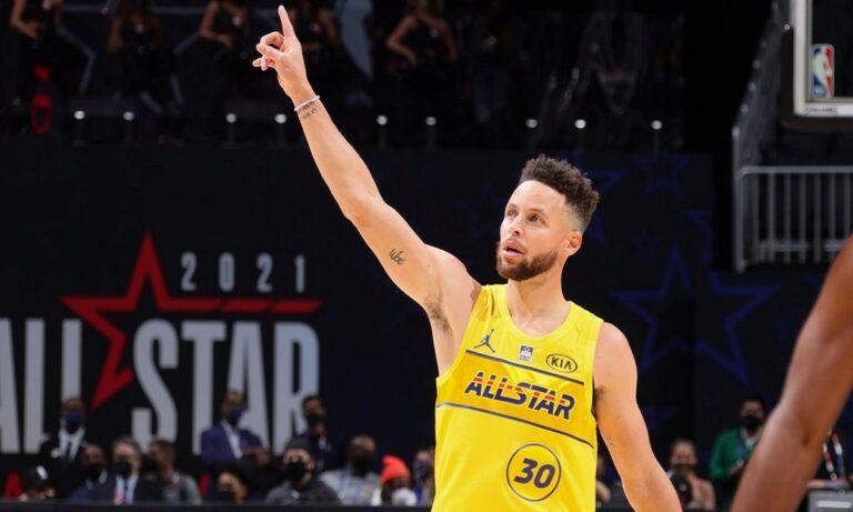 NBA All Star Game: Αδιανόητος Κάρι πήρε τον διαγωνισμό τριπόντων (vids)