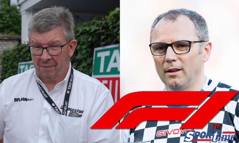 Formula 1: Ο Στέφανο Ντομενικάλι και o Ρος Μπρον μιλούν για τη νέα σεζόν