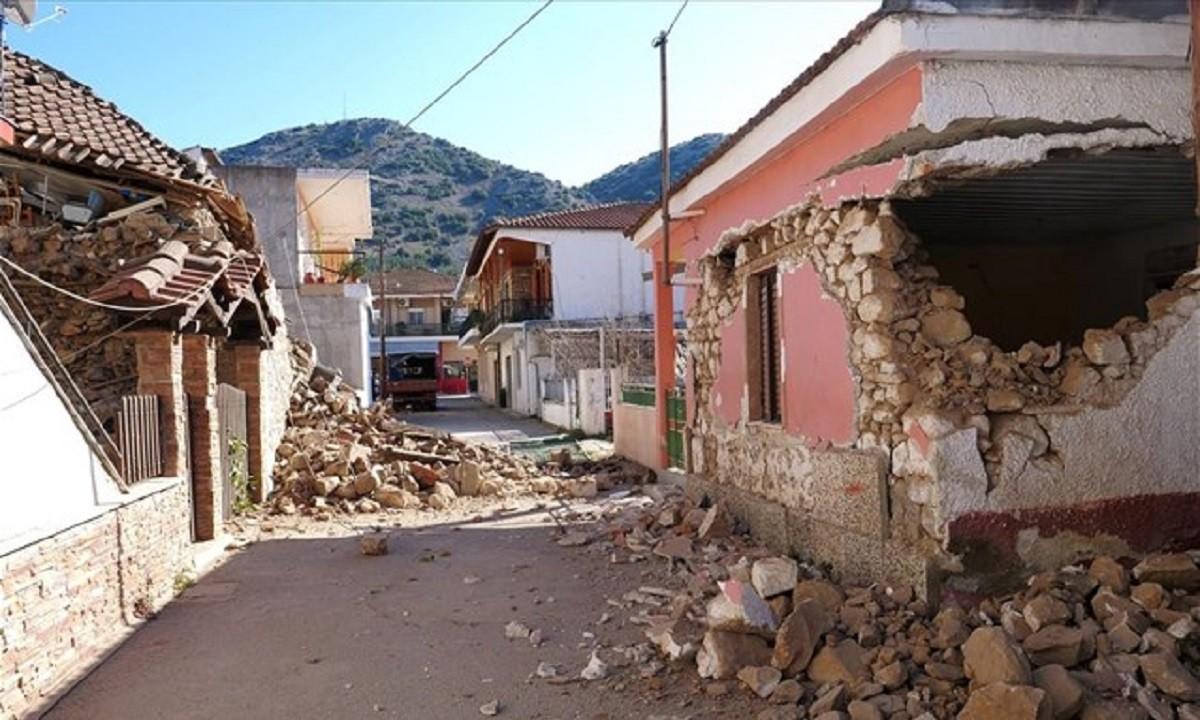 Νέος ισχυρός σεισμός τώρα στην Ελασσόνα!