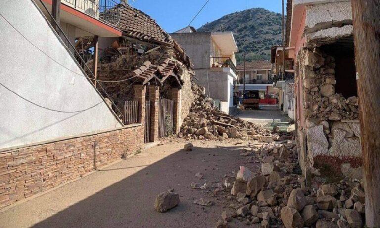 Ελασσόνα: Νέος ισχυρός σεισμός 5,2 Ρίχτερ!