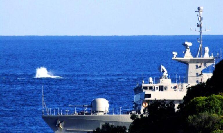Ελληνοτουρκικά – Καστελόριζο: Ελληνική τορπιλάκατος υποχρεώνει σε… άτακτη φυγή τουρκικό πολεμικό! – Video ντοκουμέντο