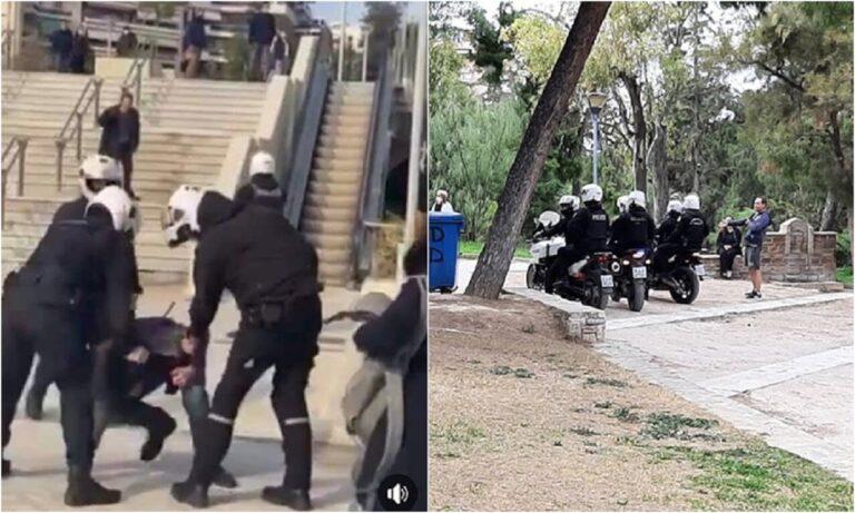Νέα Σμύρνη: Ανακοίνωση της Αστυνομίας για τα επεισόδια. Λέει πως θα κάνει ΕΔΕ