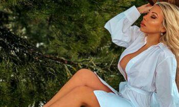 Η Εριέττα Παπαγιώτη έγινε γνωστή στο The Bachelor αλλά αφού έφυγε από το ριάλιτι αγάπης δίνει ρεσιτάλ αλλού και κρατάει το κοινό της ενεργό.