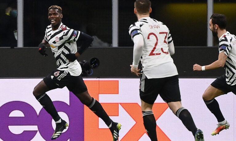 Europa League: Ο Πογκμπά απέκλεισε τη Μίλαν!