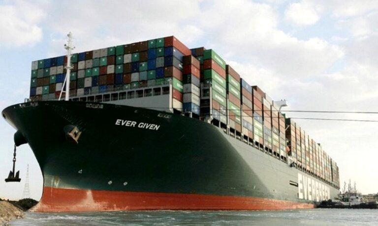 Διώρυγα του Σουέζ: Τα προϊόντα που μεταφέρουν τα πλοία που εγκλωβίστηκαν λόγω του Ever Given
