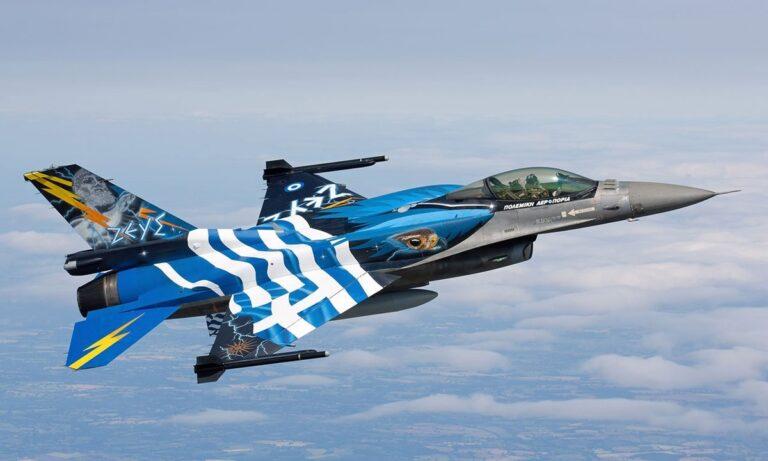 25η Μαρτίου – Συγκλονιστικό μήνυμα Έλληνα πιλότου: «Ασπίδα η γαλανόλευκη για κάθε γωνιά του τόπου μας» (vid)