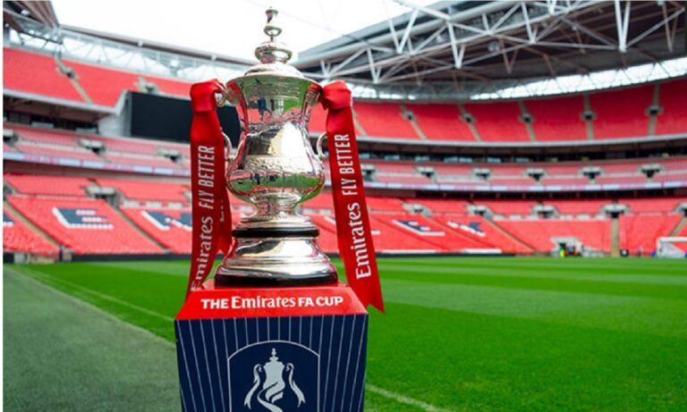 Παρουσία αρκετών χιλιάδων οπαδών, αναμένεται να πραγματοποιηθεί ο φετινός τελικός του Κυπέλλου στην Αγγλία, συγκεκριμένα στο στάδιο Γουέμπλεϊ.