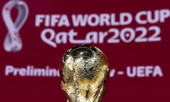 Προκριματικά Μουντιάλ 2022: Σιδηρόπουλος και Παπαπέτρου σφυρίζουν παιχνίδια για τα Προκριματικά του Παγκοσμίου Κυπέλλου που θα διεξαχθεί στο Κατάρ.