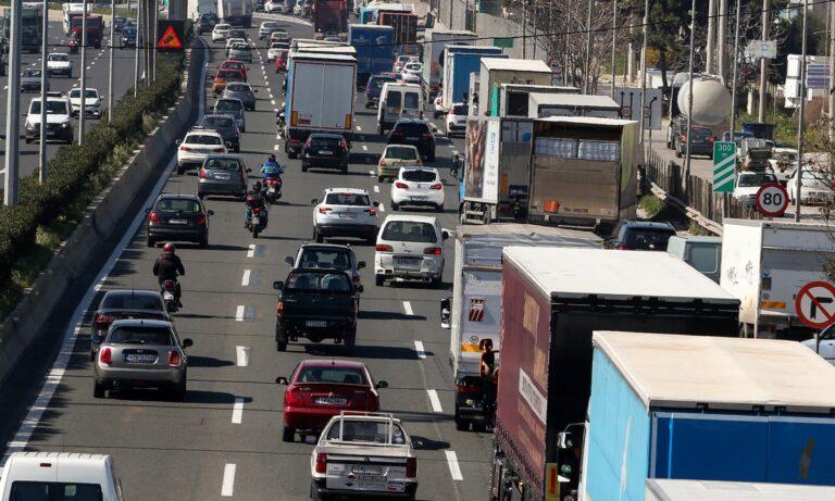 Καθαρά Δευτέρα: Πώς θα κινηθούν τα φορτηγά το τριήμερο – Η εγκύκλιος του Υπουργείου Μεταφορών