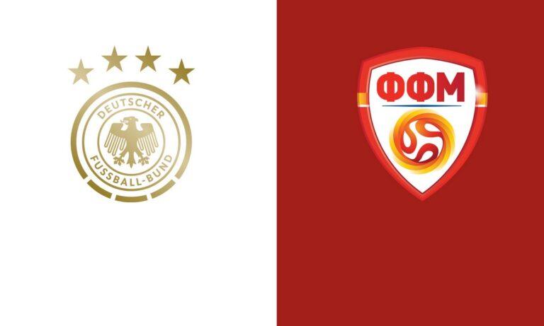 Γερμανία – Β. Μακεδονία 1-2 (ΤΕΛΙΚΟ)