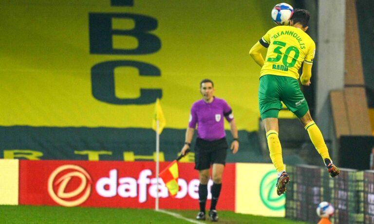 Γιαννούλης: «Πετάει» στη Νόριτς – Οι Άγγλοι τον αποθεώνουν και ανυπομονούν να τον δουν στην Premier League!