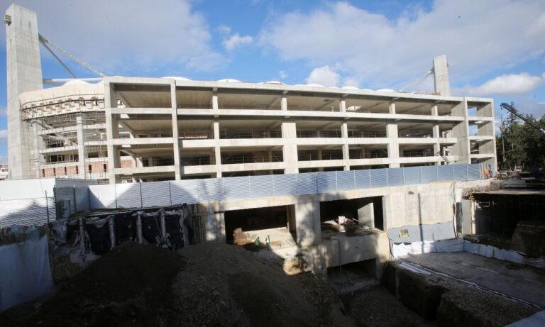«Αγιά Σοφιά-OPAP Arena»: Ανοίγει ο δρόμος για το γήπεδο της ΑΕΚ και μέσω του Δημοτικού Συμβουλίου στη Νέα Φιλαδέλφεια