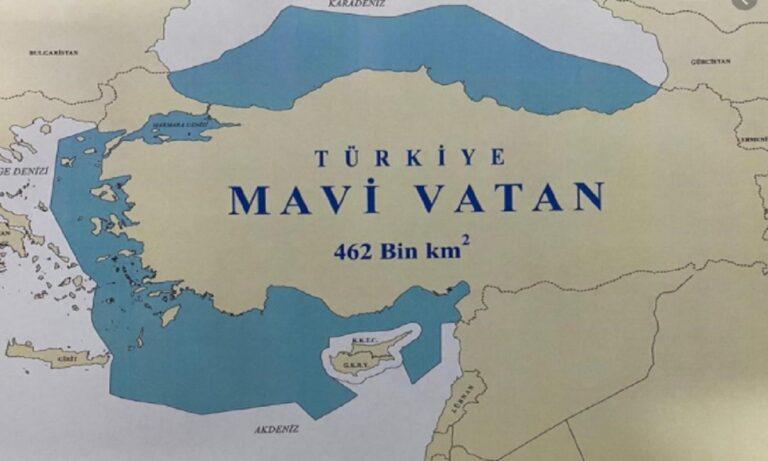 Toυρκία: Σχέδιο ΗΑTLAR για την διχοτόμηση του Αιγαίου