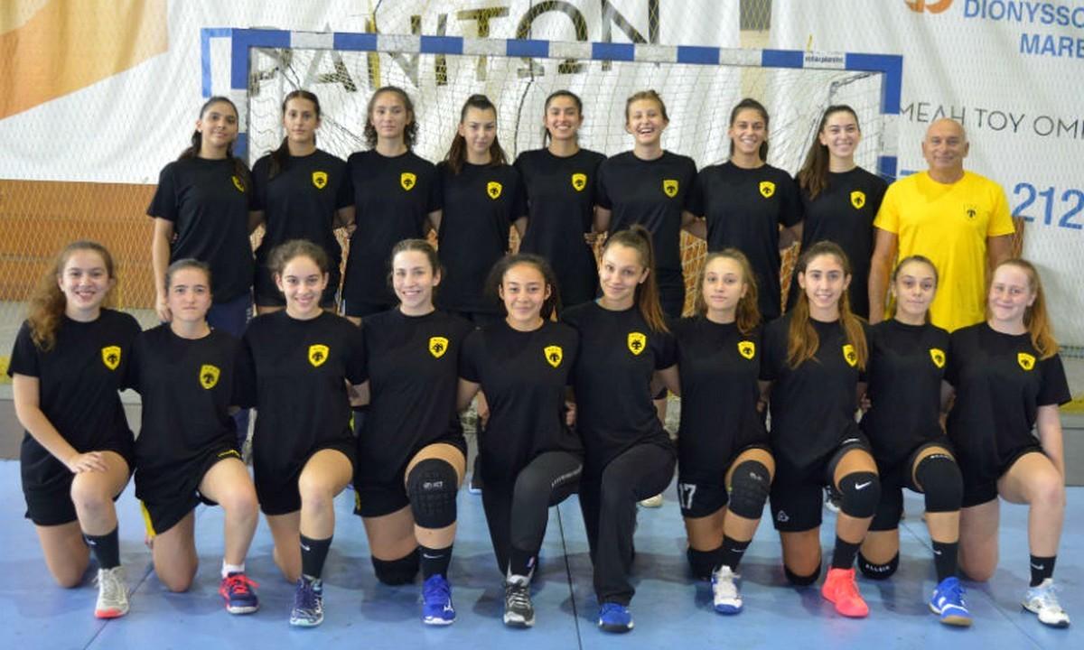 Η ερασιτεχνική ΑΕΚ ανακοίνωσε την ίδρυση γυναικείου τμήματος χάντμπολ και είναι έτοιμη για διακρίσεις και στις γυναίκες μετά τις σπουδαίες επιτυχίες των ανδρών.