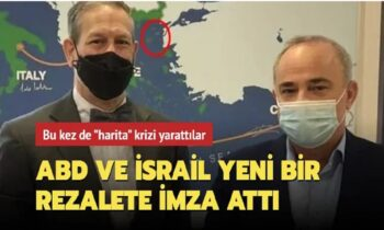 Ελληνοτουρκικά: Χάρτης σκάνδαλο λένε οι Τούρκοι, ο οποίος δείχνει ελληνικές την Ίμβρο και την Τένεδο - Βλέπουν από πίσω Ισραήλ και ΗΠΑ.
