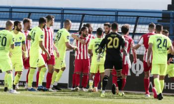 Ιωνικός - Ξάνθη 1-1: Ισοπαλία στο ντέρμπι της Νίκαιας, στο παιχνίδι που άνοιξε την αυλαία της 13ης αγωνιστικής της Super League 2.