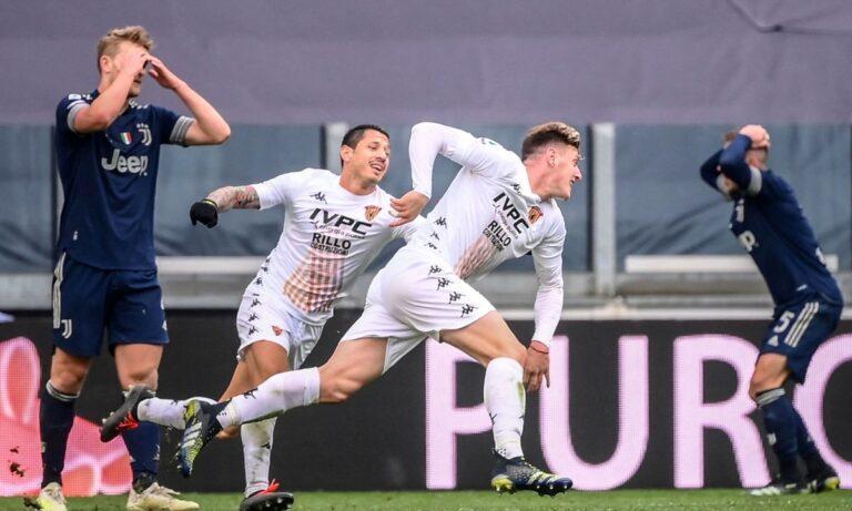 Γιουβέντους – Μπενεβέντο 0-1: Κάζο ολκής και τέλος το πρωτάθλημα!