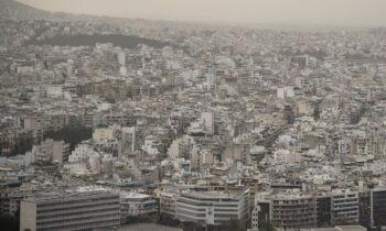 Καιρός: Συννεφιασμένη Κυριακή - Έρχεται σκόνη από την Αφρική