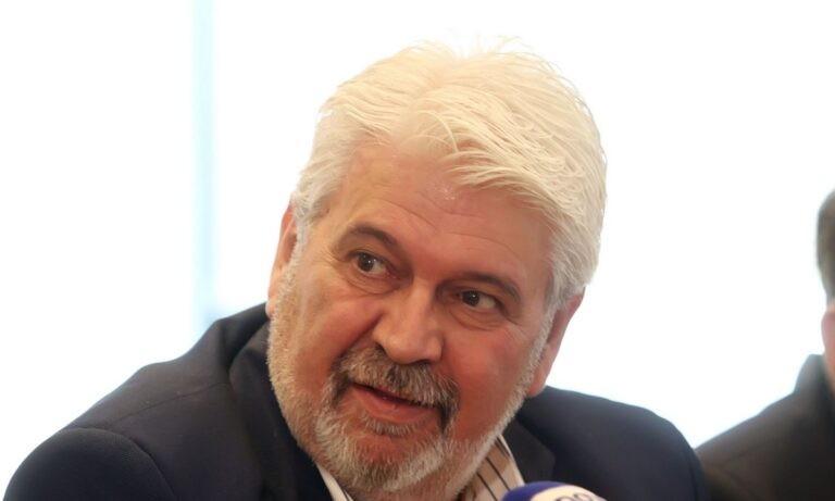 Καραμπέτσος: Αναδείχθηκε πρόεδρος της ΕΟΠΕ και με την ολοκλήρωση των αρχαιρεσιών προέβη σε δήλωση που αναρτήθηκε στο site της ομοσπονδίας.