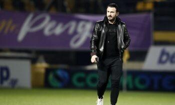 Καρυπίδης: «Όλοι μαζί κερδίζουμε και όλοι μαζί χάνουμε - Έτοιμοι με ΠΑΟΚ»