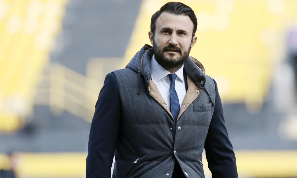 Καρυπίδης: Συναντήθηκε με Κλάτενμπεργκ και ζήτησε ξένους διαιτητές