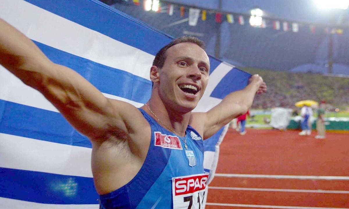 Costas Kenteris: El atleta más importante que el atletismo griego ha promovido jamás se ha convertido en uno de los principales destinos del mundo para las vacaciones de montaña