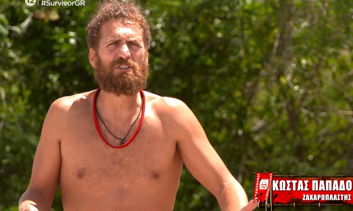 Survivor- Κώστας Παπαδόπουλος: Η πρώτη ανάρτηση στα social media μετά την αποχώρησή του