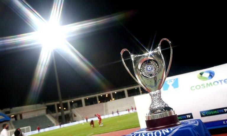 Κύπελλο Ελλάδας: ΠΑΣ Γιάννινα – Ολυμπιακός και ΑΕΚ – ΠΑΟΚ στα ημιτελικά!