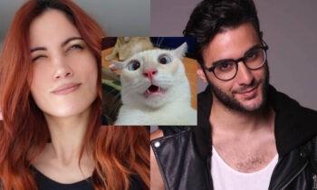 Μαίρη Συνατσάκη – Ιαν Στρατής: Η γάτα τους πρόδωσε;