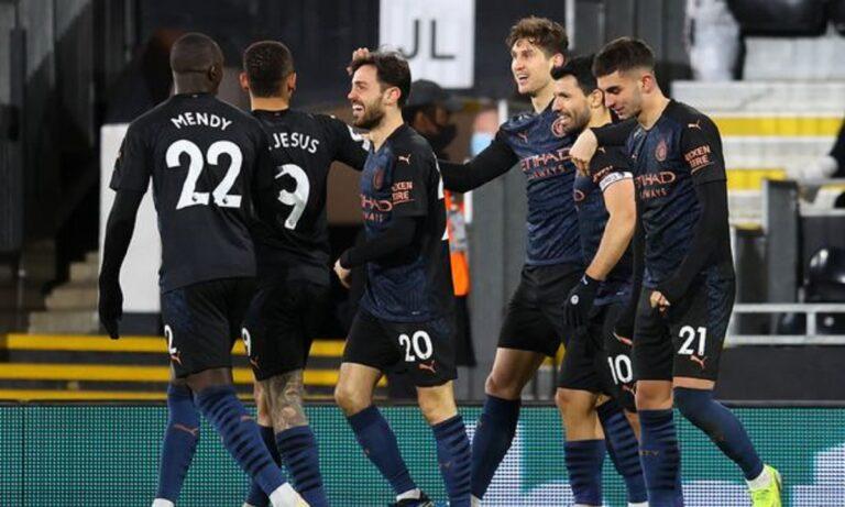 Premier League: Άνετη η Σίτι, γκέλα για Έβερτον