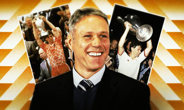 Μάρκο Φαν Μπάστεν: «Χωρίς οφσάιντ το ποδόσφαιρο θα είναι καλύτερο»