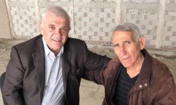Μελισσανίδης: Τσικνοπέμπτη στην «Αγιά Σοφιά-OPAP ARENA» μαζί με τον Σεραφείδη (pics)