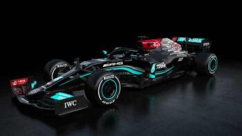 Mercedes W12 - 2021 Grand Prix