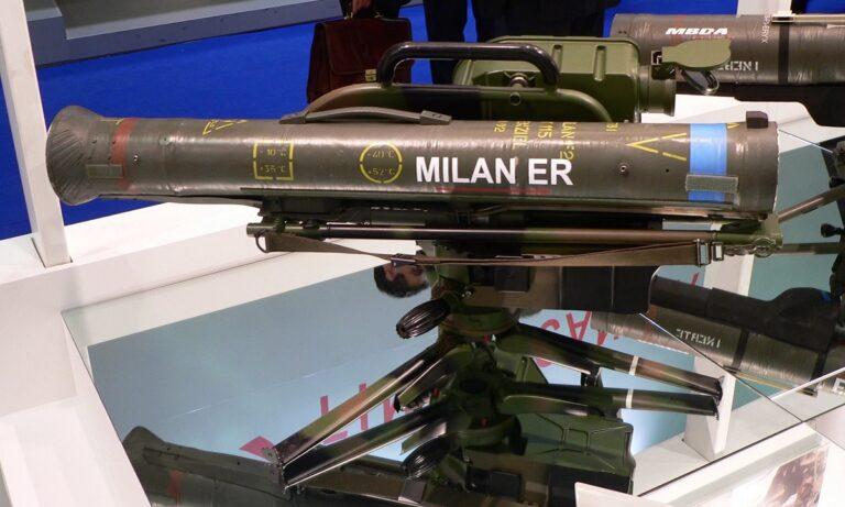 Ένοπλες δυνάμεις: Φονικά αντιαρματικά βλήματα «MILAN» για Έβρο και νησιά (vid)