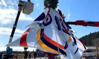 Η Οργανωτική Επιτροπή των Ολυμπιακών και Παραολυμπιακών Αγώνων του Τόκιο παρουσίασε φωτογραφίες και βίντεο από τη γιγαντιαία μαριονέτα MOCCO