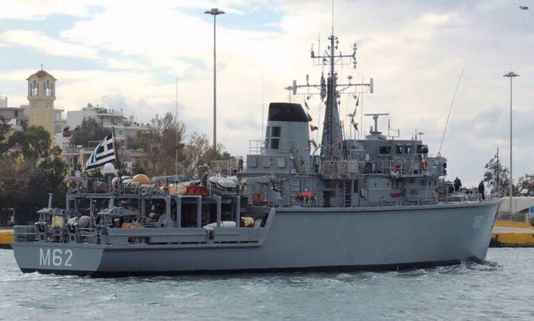Ελληνοτουρκικά: «Καψόνι» από το Πολεμικό Ναυτικό στους Τούρκους στα Δαρδανέλια!
