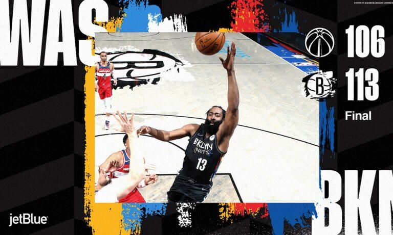 NBA Αποτελέσματα: Νίκη για τους Νετς, σαρωτικοί οι Μάβερικς (vids)