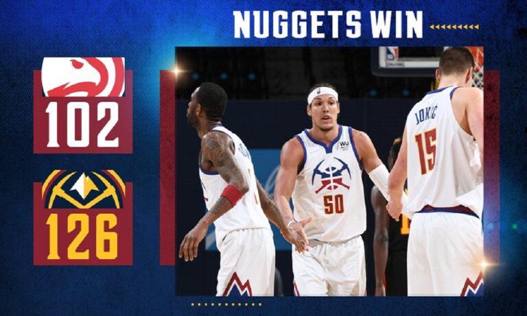NBA Αποτελέσματα: «Σάρωσαν» οι Νάγκετς στο ντεμπούτο του Γκόρντον (vids)