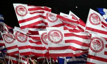 Ο Ολυμπιακός είναι έτοιμος για την φιέστα κατάκτησης του 46ου πρωταθλήματος της ιστορίας του, ενώ έχουν πουληθεί πάνω από 20.000 εικονικά εισιτήρια.