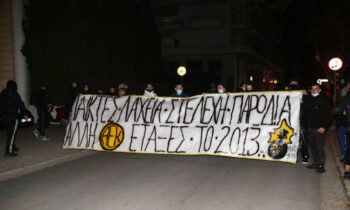 Original 21 κατά Μελισσανίδη: «Παίκτες λαχεία, στελέχη παρωδία, άλλη ΑΕΚ έταξες το 2013!» (pics)