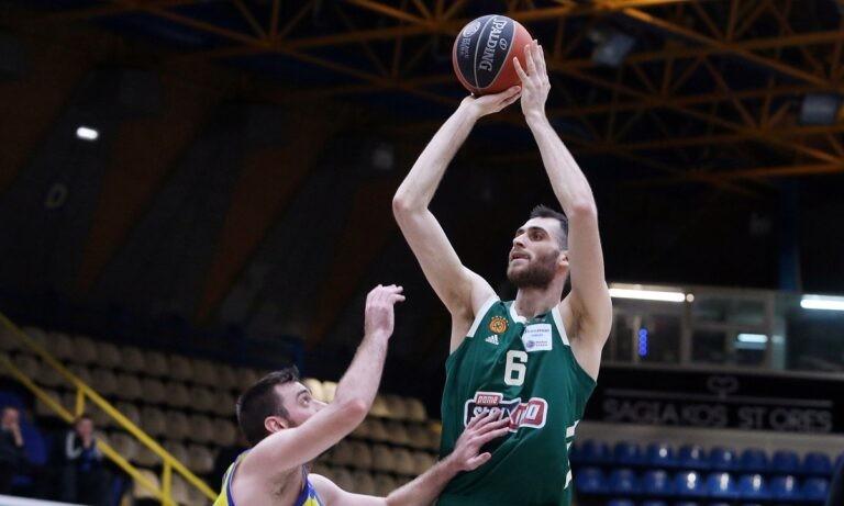 Παναθηναϊκός- Παπαγιάννης- Basket League