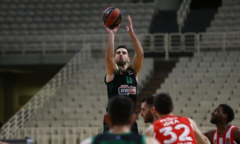 Παναθηναϊκός- Ερ. Αστέρας 82-86: Τα highlights του αγώνα