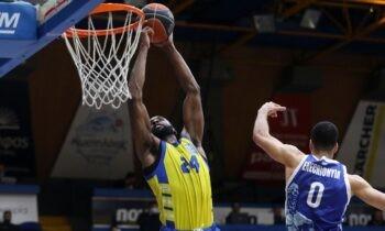 Περιστέρι- Τζόουνς- Basket League