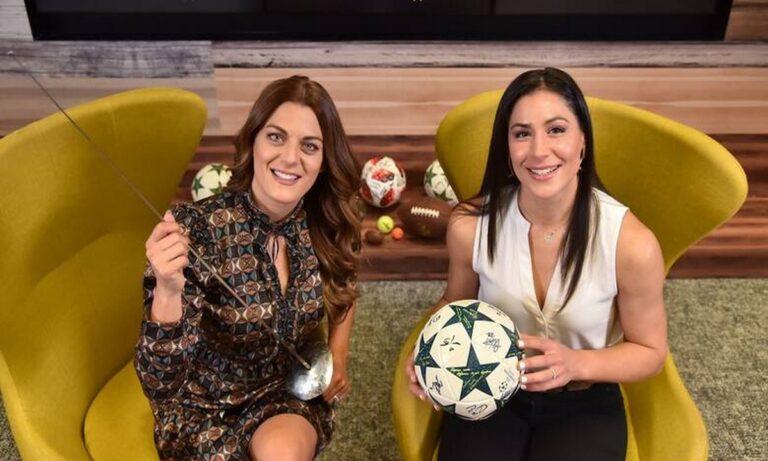 Δέσποινα Γεωργιάδου: Η Πρωταθλήτρια της ξιφασκίας παίζει μπάλα στο ΟΠΑΠ Game Time