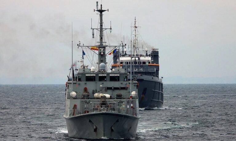 Πολεμικό Ναυτικό: Στη Μαύρη θάλασσα πλοίο για την άσκηση «POSEIDON 21»