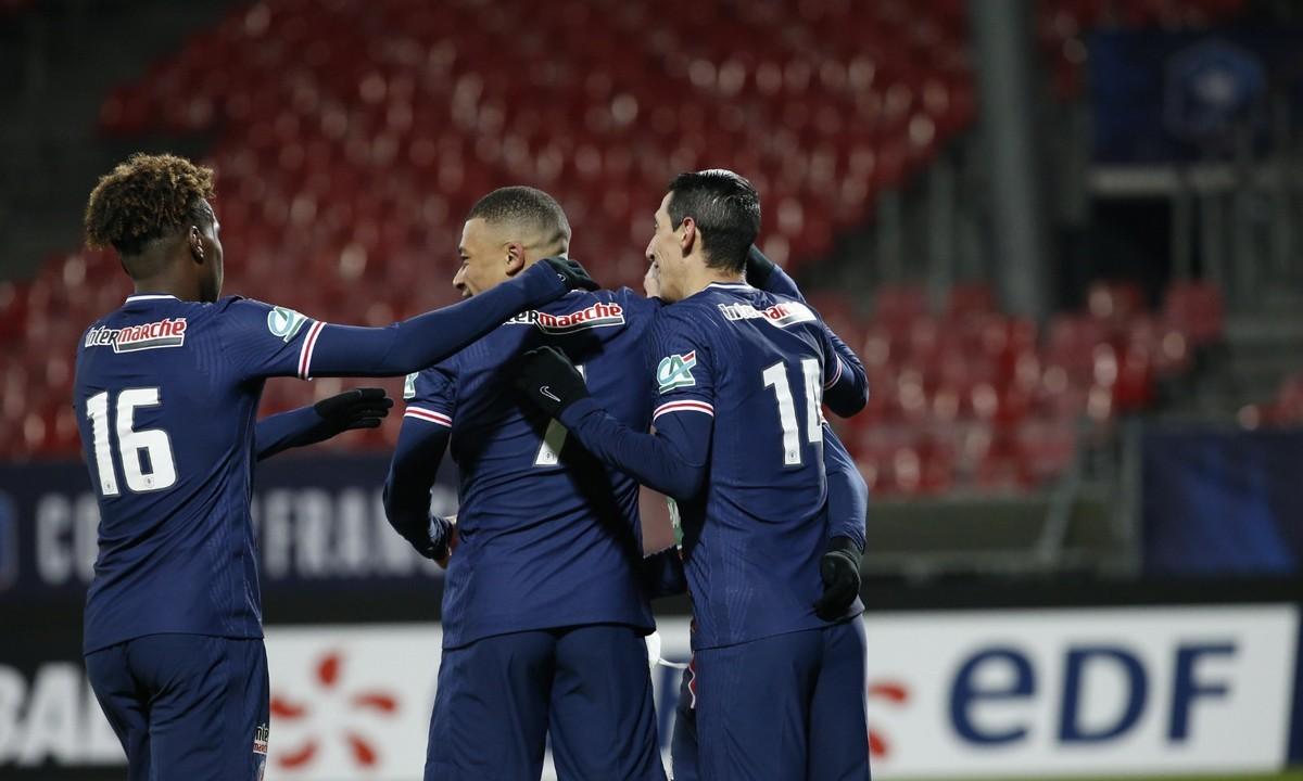 Coupe de France: Στους «16» η Παρί Σεν Ζερμέν (vid)